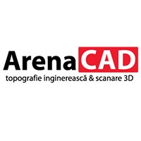 ArenaCAD Topografie Inginereasca si Scanare 3D