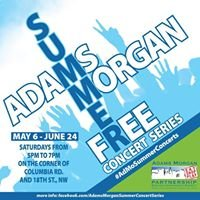 Adams Morgan Summer Concert Series