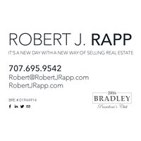 Robert J. Rapp, Realtor - Bradley Real Estate
