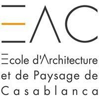 Ecole d'Architecture et de Paysage de Casablanca