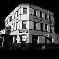 The National Hotel aka... The NASH