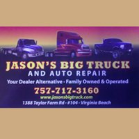 Jason's Big Truck and Auto Repair