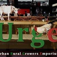 Urge - Urban Rural Growers Emporium
