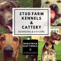 Stud Farm Kennels & Cattery