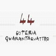44 Osteria Quarantaquattro