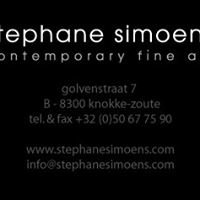 stephane simoens contemporary fine art
