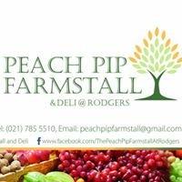 The Peach Pip Farm Stall at Rodgers