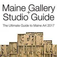 Maine Gallery & Studio Guide