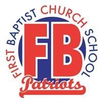 First Baptist Church School