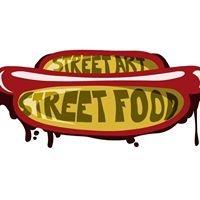 Streetart streetfood