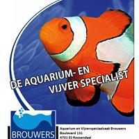 Aquarium- en Vijver specialist Brouwers