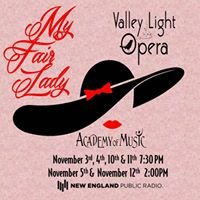 Valley Light Opera, Inc.
