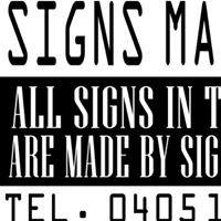 SignsMachine