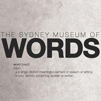 Sydney Museum of Words