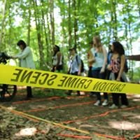 UMass Amherst Bioarchaeology and Forensic Anthropology Field School