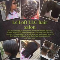 Le'Loft LLC Hair Salon