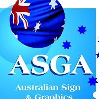ASGA - Australian Sign & Graphics Association