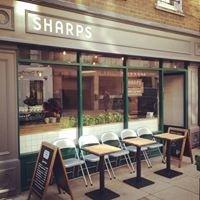 Sharps Coffee Bar - 9 Windmill Street W1