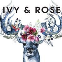 Ivy & Rose Flowers