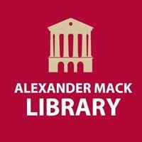 Alexander Mack Library