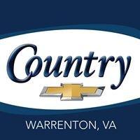 Country Chevrolet Warrenton Virginia