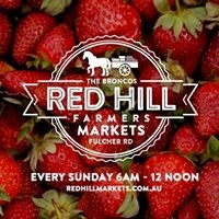 Red Hill Markets