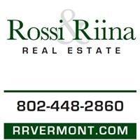 Rossi & Riina Real Estate - RRVermont.com