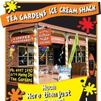Tea Gardens Ice Cream Shack