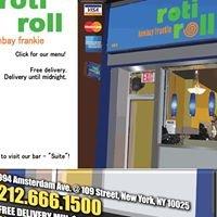 Roti Roll Bombay Frankie