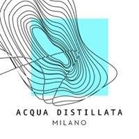 Acqua Distillata Milano