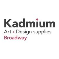 Kadmium Art + Design supplies