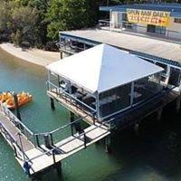 Anchors Wharf Cafe, Urunga