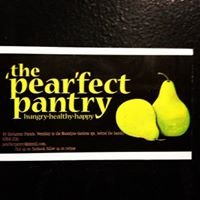 the 'pear'fect pantry