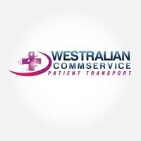Westralian Commservice Patient Transport