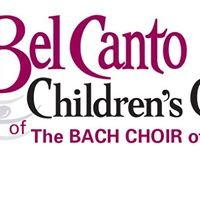 The Bel Canto Children's Chorus of the Bach Choir of Bethlehem