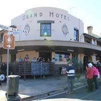 Joe's Grand Hotel