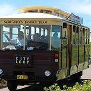 Newcastle's Famous Tram