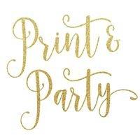 Print & Party