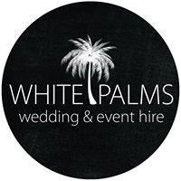 White Palms Wedding & Event Hire