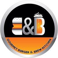 Gourmet burger & brew kitchen