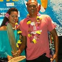 TAMA HE'E - Ecole de surf Tahiti