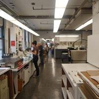 Parsons Printmaking Studio