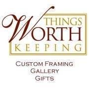 Things Worth Keeping