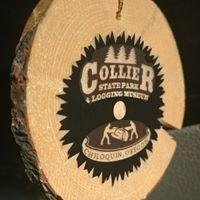 Collier Memorial State Park & Logging Museum