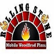 Rolling Stone Mobile Woodfired Pizza