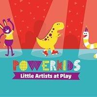 Powerkids: Little Artists at Play - Tuesdays at Brisbane Powerhouse
