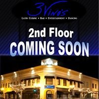 3Vino's Latin Cuisine ● Bar ● Entertainment ● Dancing
