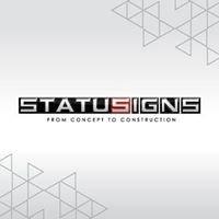 Status Signs