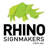Rhino Signmakers