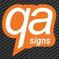 QA Signs Pty Ltd
